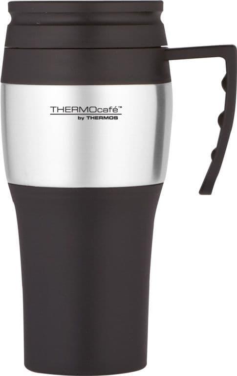 Thermocafe 2010 Travel Mug 400ml - Stainless Steel